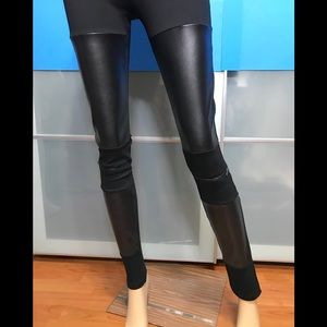 SHINESTAR • Smokin' Hot Moto Pants / size (M)